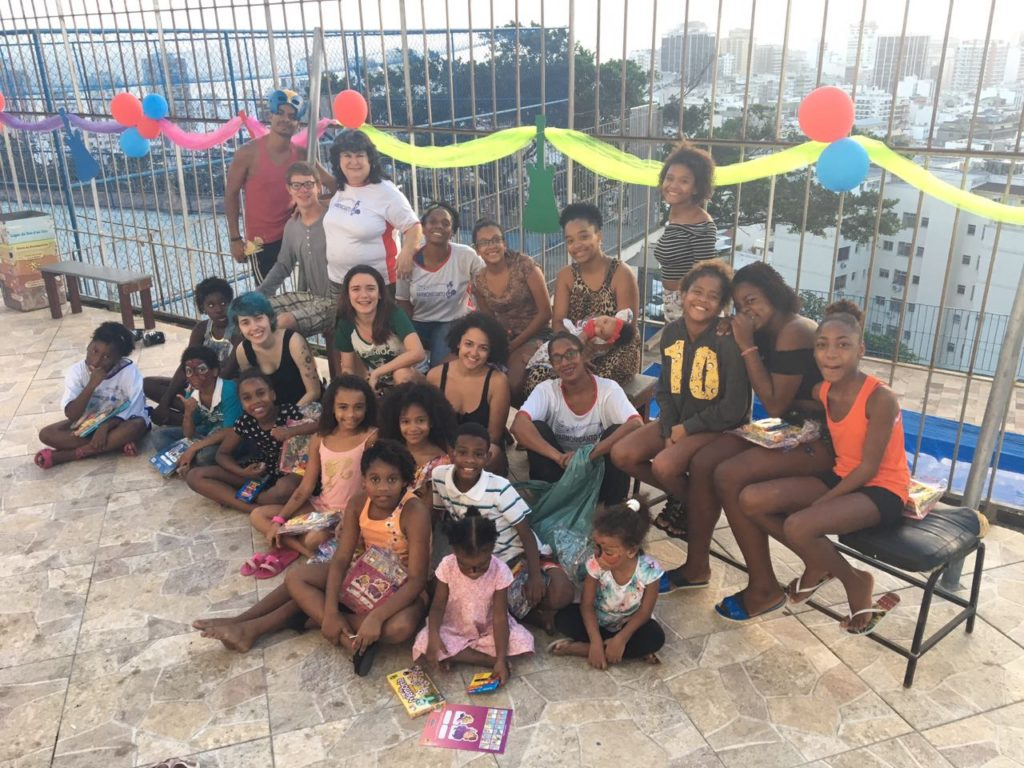 Dia das crianças 2016 - foto de grupo
